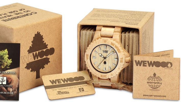 STYLE: 7 Dope Watches Made Entirely Out Of Wood
