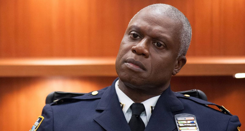 Ray Holt is the openly gay captain of the 99th