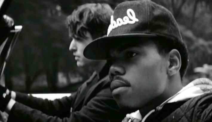 "WATCH: Chance The Rapper Remixes ""Life Round Here"""