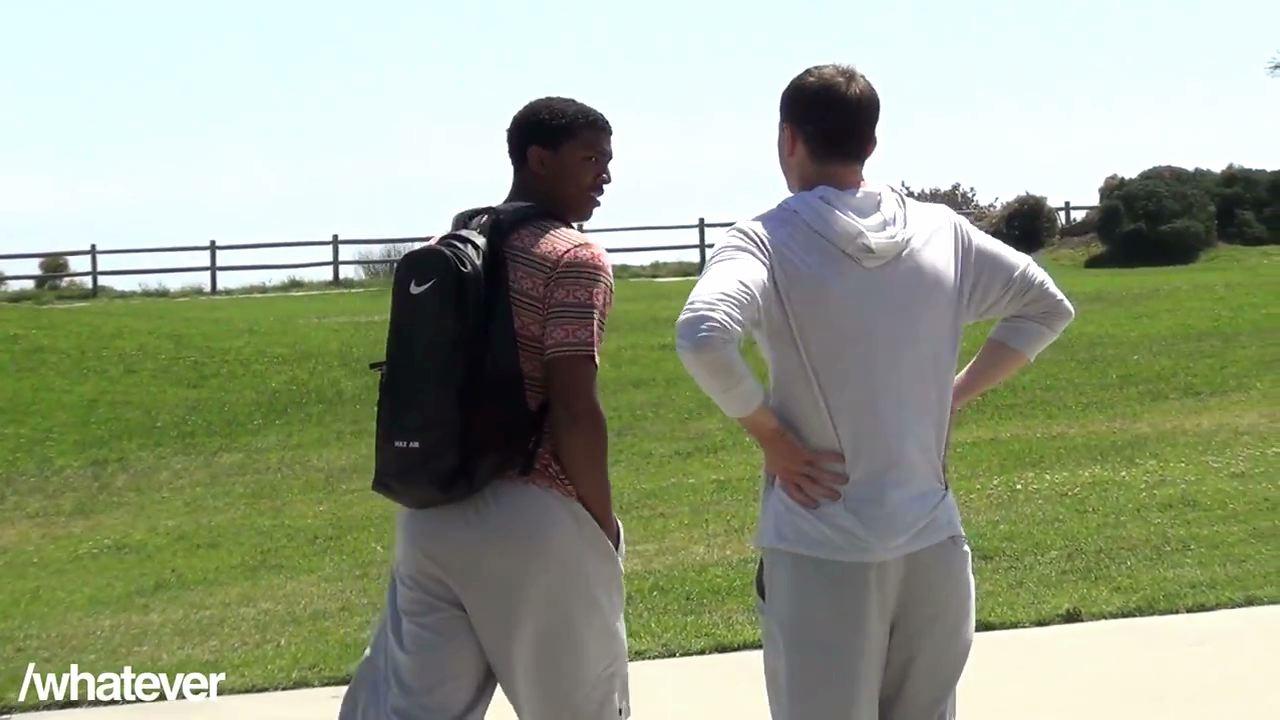 Guy Picking Up Guys-1