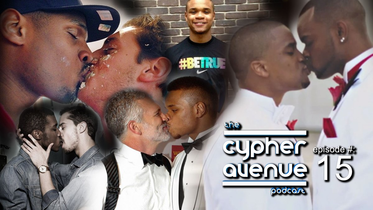 CA Podcast #15 – Michael Sam, Derrick Gordon, Interracial Couples, Judgmental Black Gays