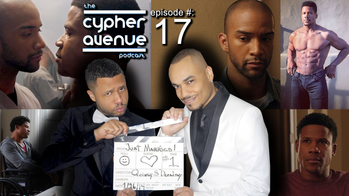 CA Podcast #17 – The DL Chronicles Interview, Black Gay Film, Freefall, Interracial Dating!