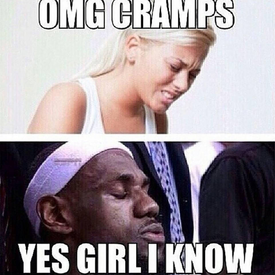 girlcramps