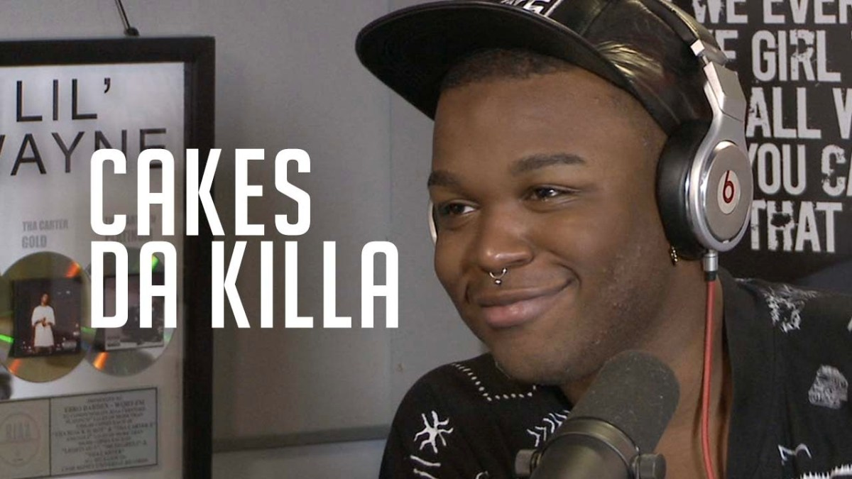 "WATCH: Gay Rapper ""Cakes Da Killer"" in Hot 97 Radio Interview"