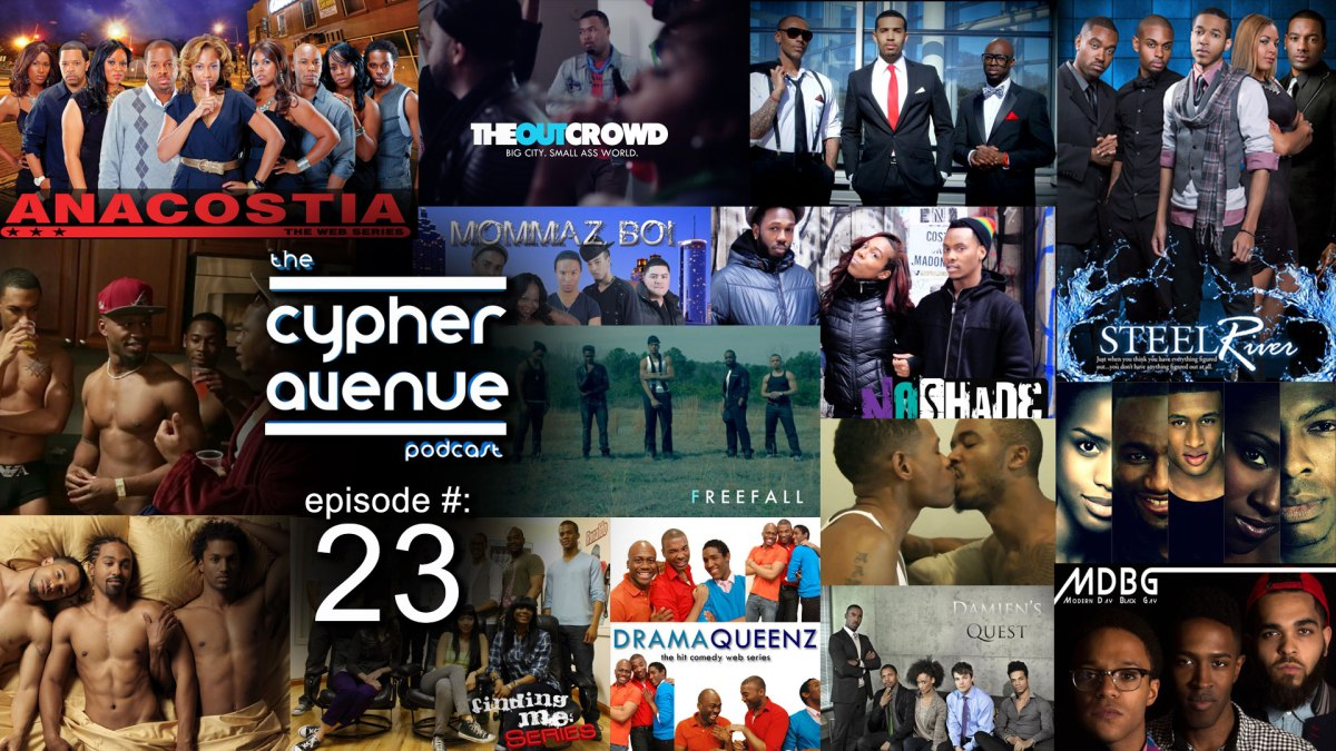 CA Podcast #23 – Guide To Fixing Black Gay Films and Web Series