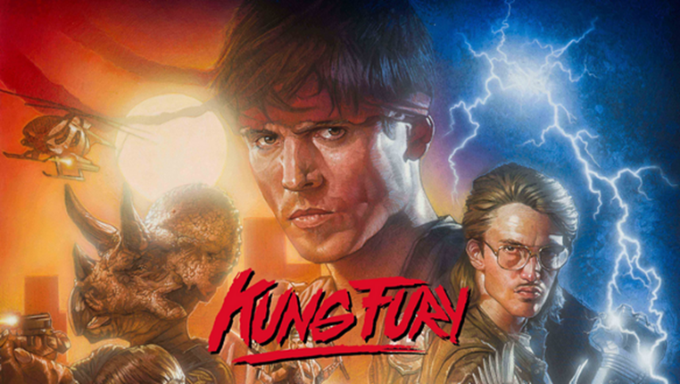 WATCH: Kung Fury