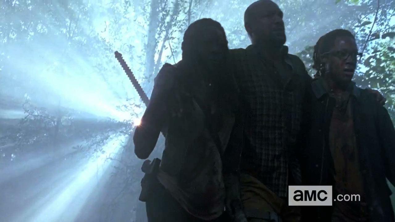 Comic Con Trailer The Walking Dead Season 6-6
