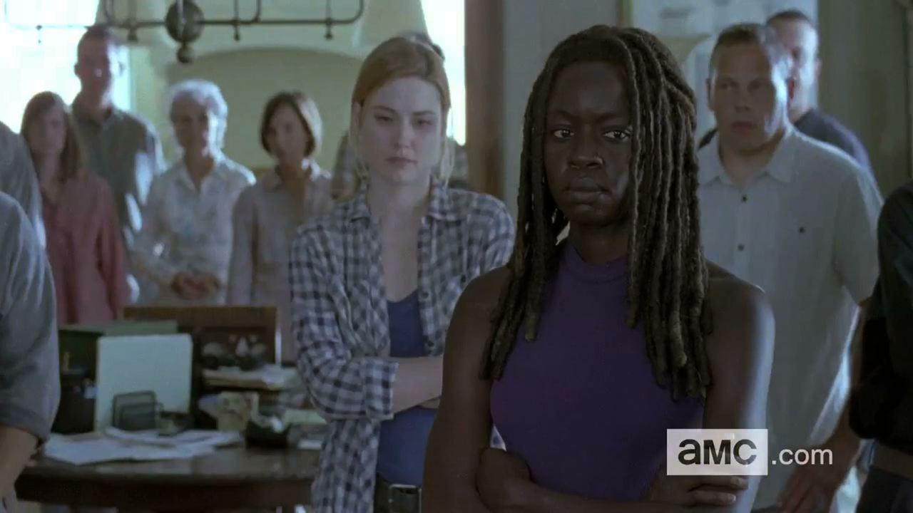 Comic Cson Trailer The Walking Dead Season 6