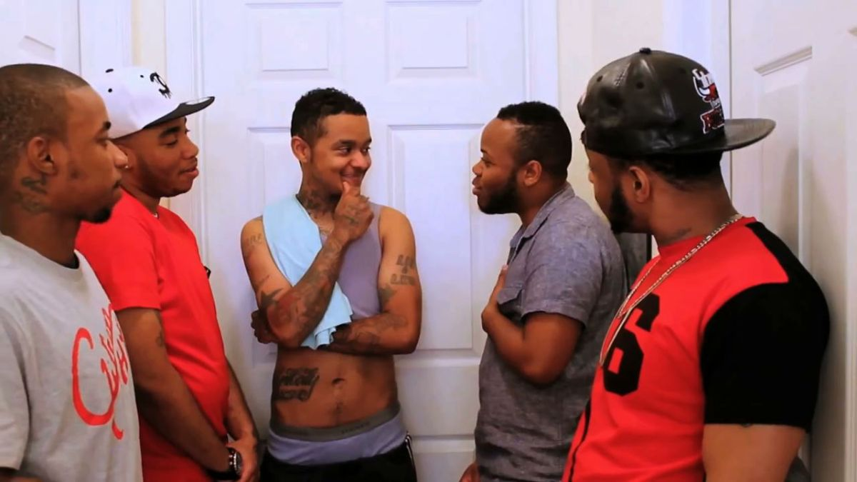 "REVIEW: Trans Men Pilot ""Eden's Garden"" + How To Make Black Gay Film Better"