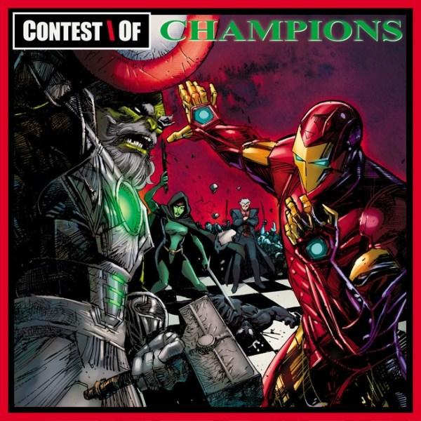 Contest of Champions /GZA's Liquid Swords