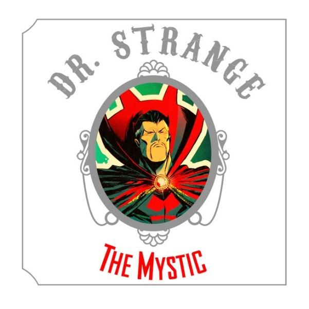 Dr. Strange /Dr. Dre's The Chronic