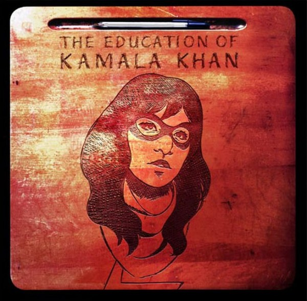 Ms. Marvel /Lauryn Hill's The Miseducation of Lauryn Hill