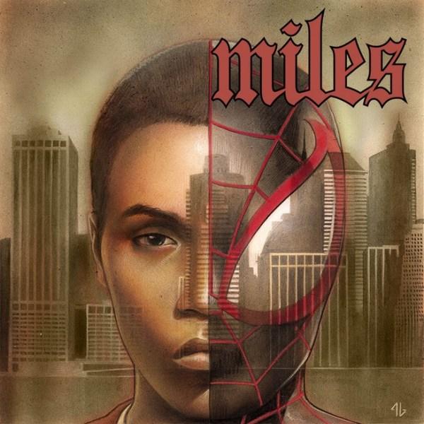 Spider-Man /Nas' Illmatic