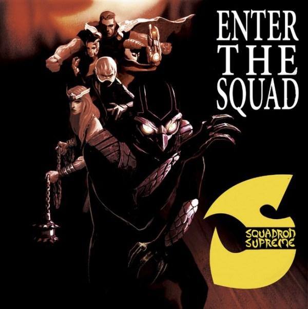 Squadron Supreme /Wu-Tang Clan's Enter the Wu-Tang