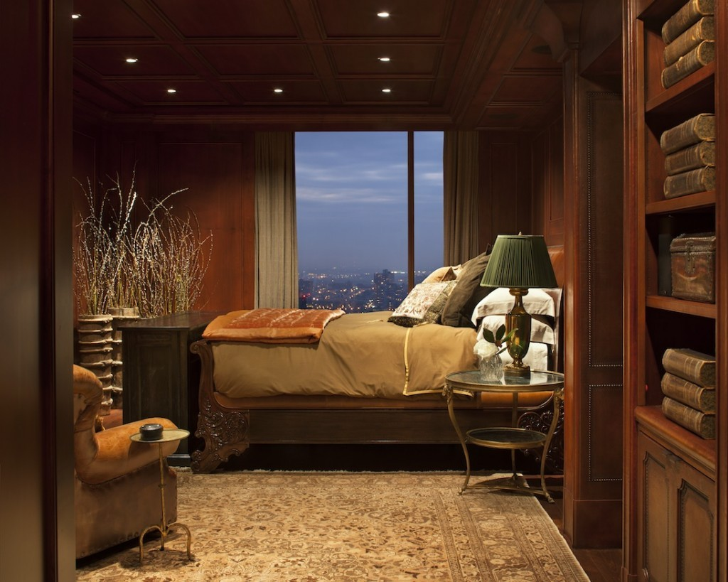 Masculine Bedroom Spaces   The Boards on Bedroom Ideas Guys  id=96231