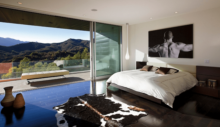 Masculine Bedroom Spaces
