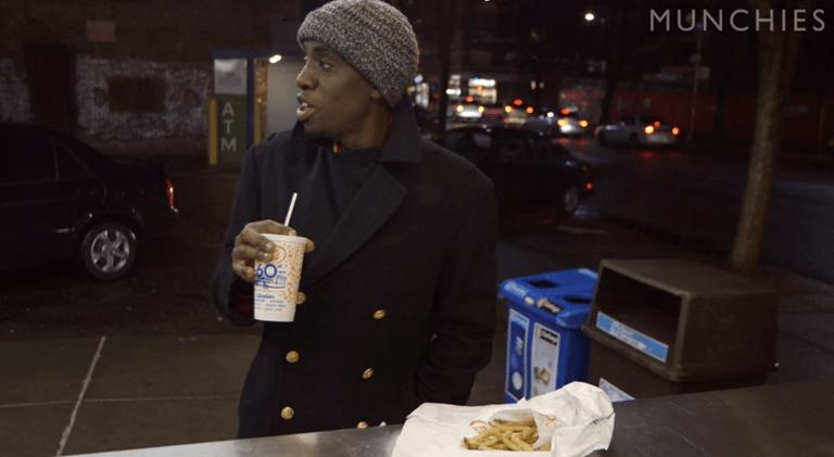 Tarik Abdullah: Munches Through Washington Part 1