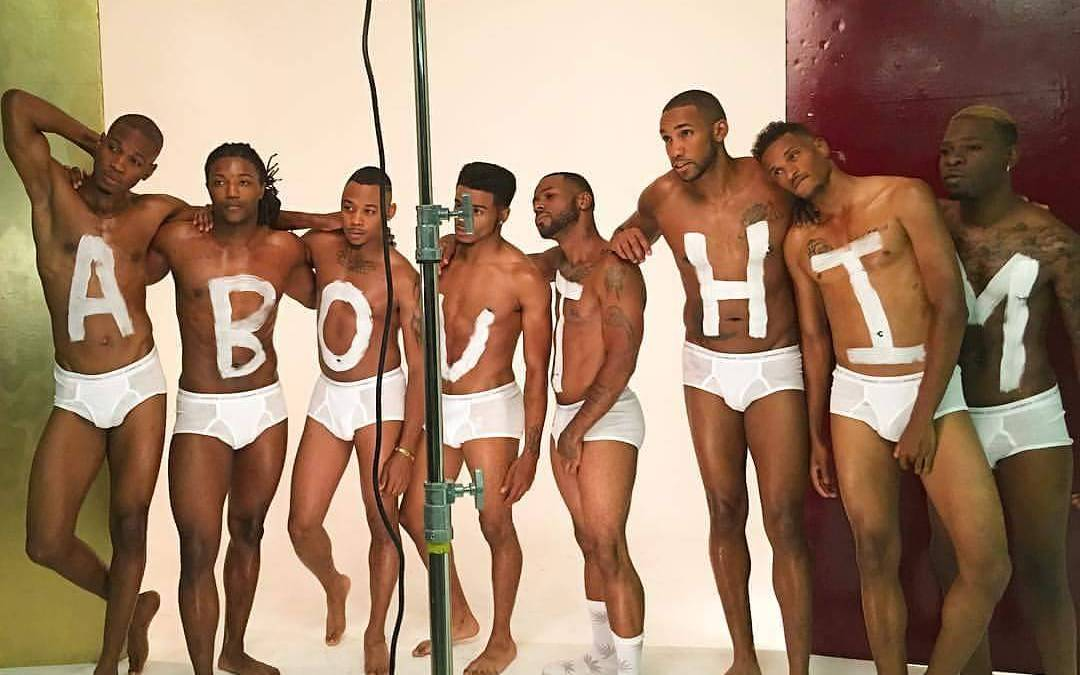 "Thirst Trap Olympics: Which 3 ""About Him"" Cast Letters Would Win Your Medals?"
