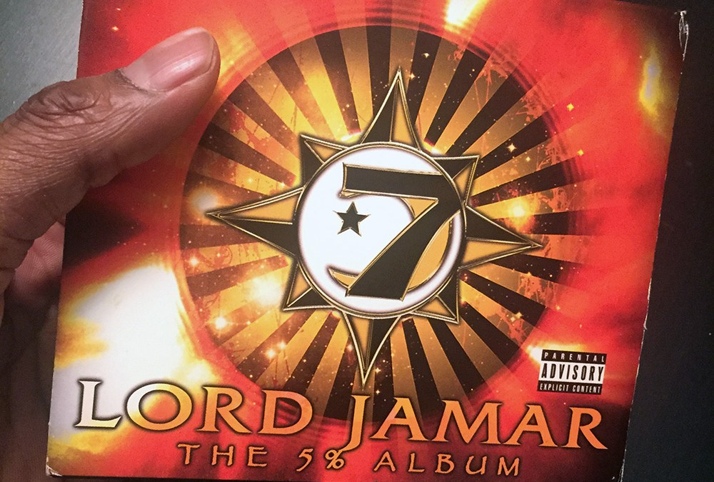 I'm Actually Ashamed That I Bought Lord Jamar's First Solo Album The Day It Came Out