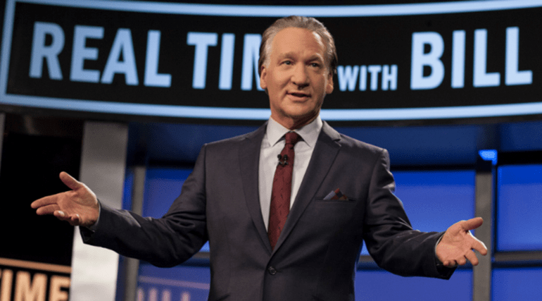 """How Can a Woman Rape a Man?"" Is Bill Maher an Idiot?"
