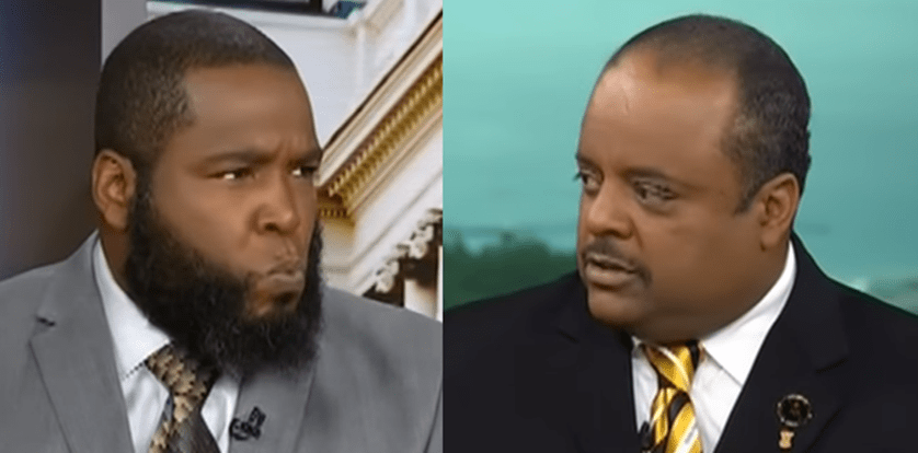 Reaction Commentary: Roland Martin Interviews Umar Johnson