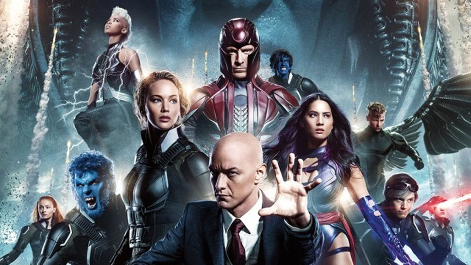 X-Men Film Franchise gets a D Grade