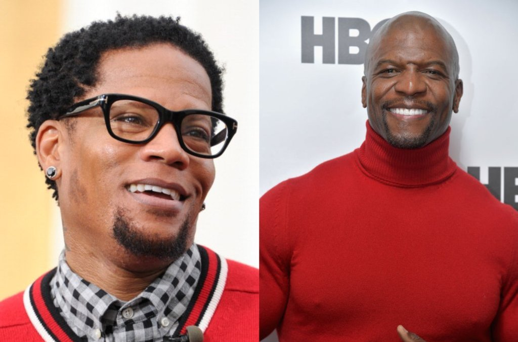 DL Hughley Responds to Terry Crews