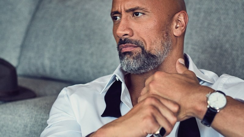 Dwayne 'The Rock' Johnson, Racial Ambiguity and Transcendence