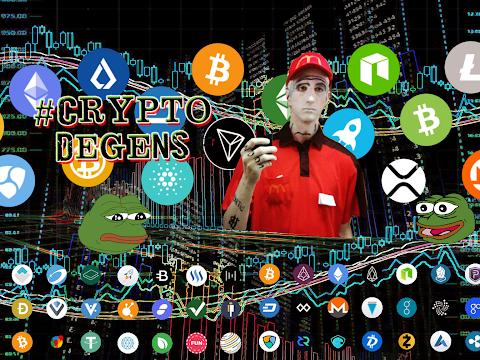 CryptoDegens: Entrevista sobre Bitcoin y Venezuela