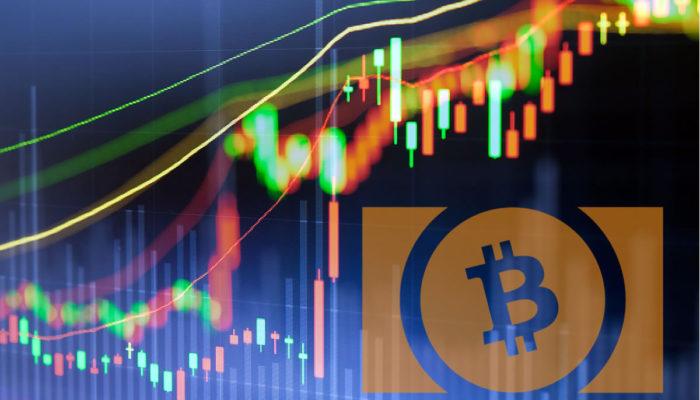 Actualización de mercado: Bitcoin Core (BTC) se dispara y Bitcoin Cash (BCH) lidera el mercado en alza