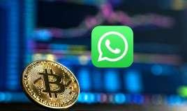 ¡Ahora puedes enviar criptomonedas a través de WhatsApp!