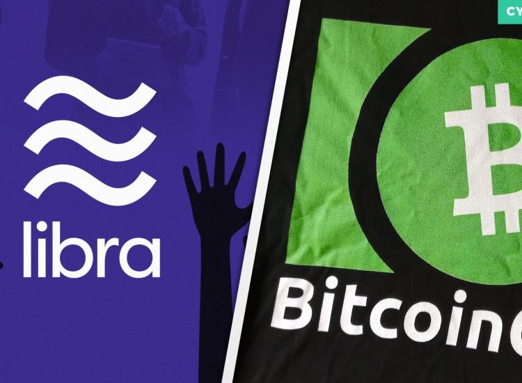 Libra vs Bitcoin: Porque las criptomonedas seguirán siendo atractivas y diferentes