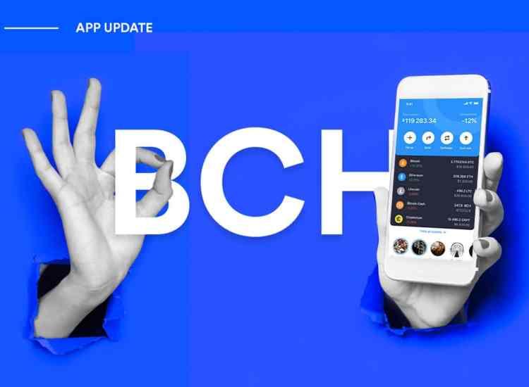 La plataforma Crypterium.com añade soporte a Bitcoin Cash (BCH)