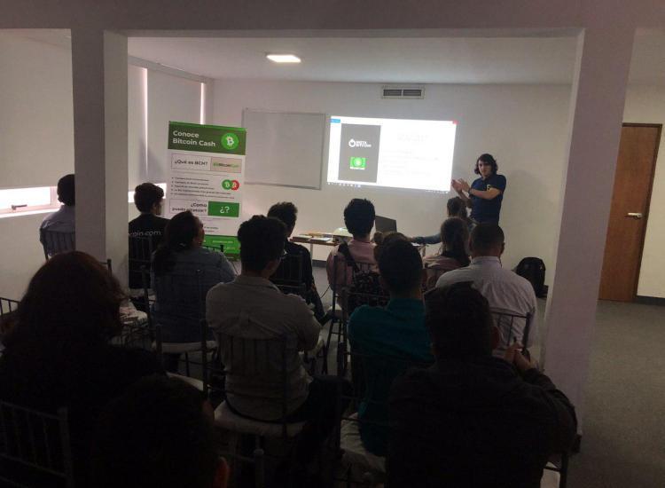 ¡Fotos! El más reciente evento sobre Bitcoin Cash (BCH) en Maracaibo, Venezuela concluye satisfactoriamente