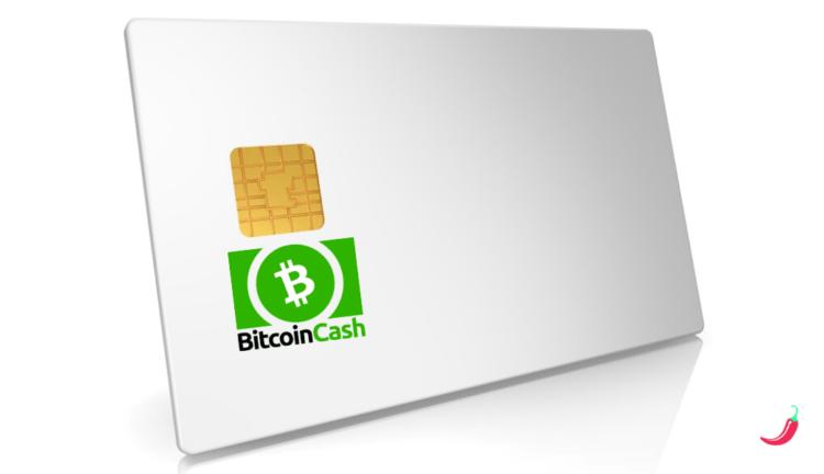 Desarrollador de Bitcoin Cash (BCH) crea la primera «tarjeta de debito» capaz de firmar transacciones