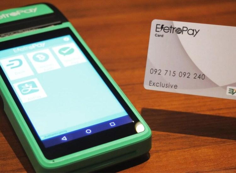 Startup EletroPay presenta un nuevo punto de ventas para criptomonedas