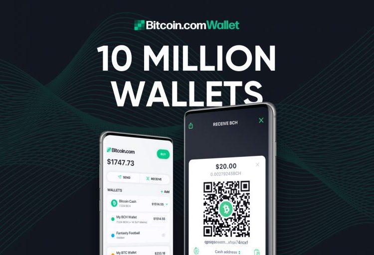 La opción de pagos «ultra-rápidos» en la cartera Bitcoin.com es popular entre sus 10 millones de usuarios
