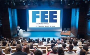Organización que promueve libertad económica «FEE» ahora acepta donaciones en Bitcoin Cash (BCH)