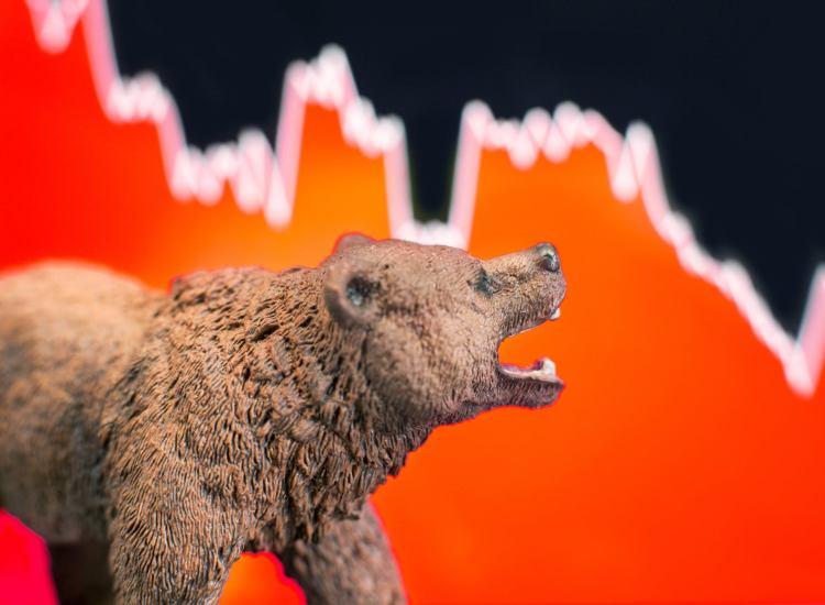 Bitcoin (BTC) está en riesgo de entrar en territorio bajista según estudio