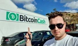 Hayden Otto inicia recaudación de fondos en Bitcoin Cash para…