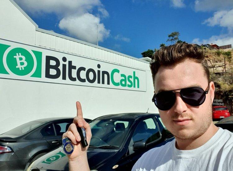 Hayden Otto inicia recaudación de fondos en Bitcoin Cash para nueva campaña de marketing