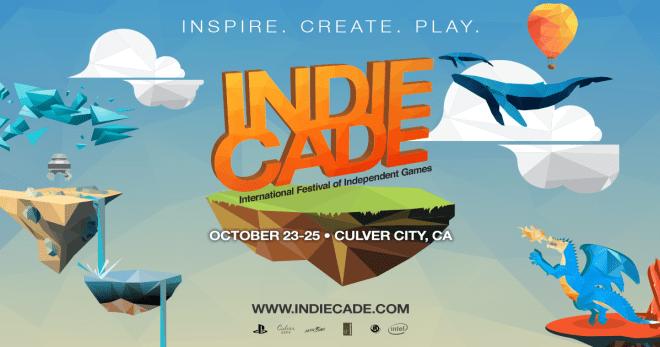 IndieCade Banner