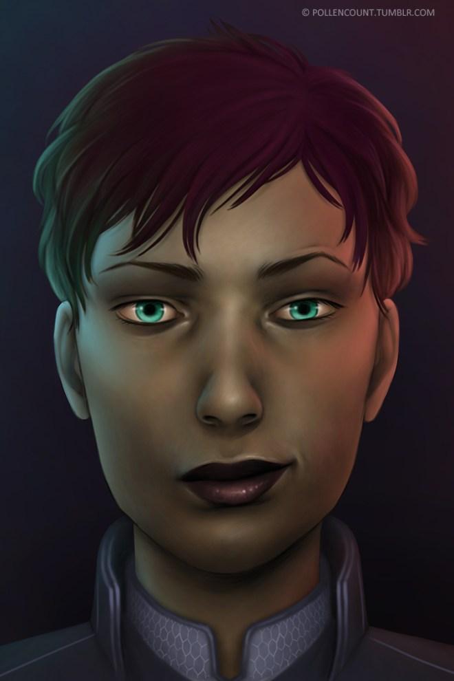 Tanya Shep portrait
