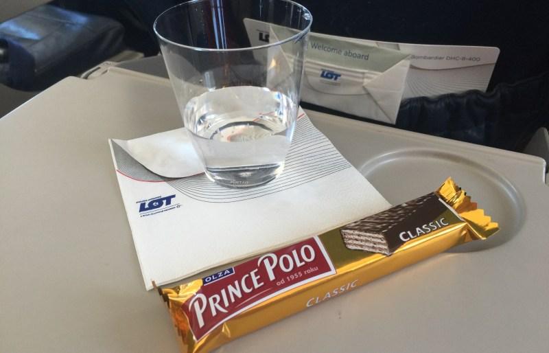 Koniec z Prince Polo w samolotach!