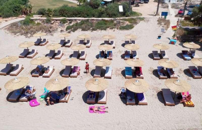 Agia Napa ma nową, nowoczesną plażę!