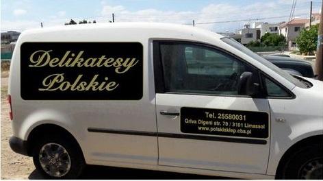 """Skradziono """"polski"""" samochód!"""