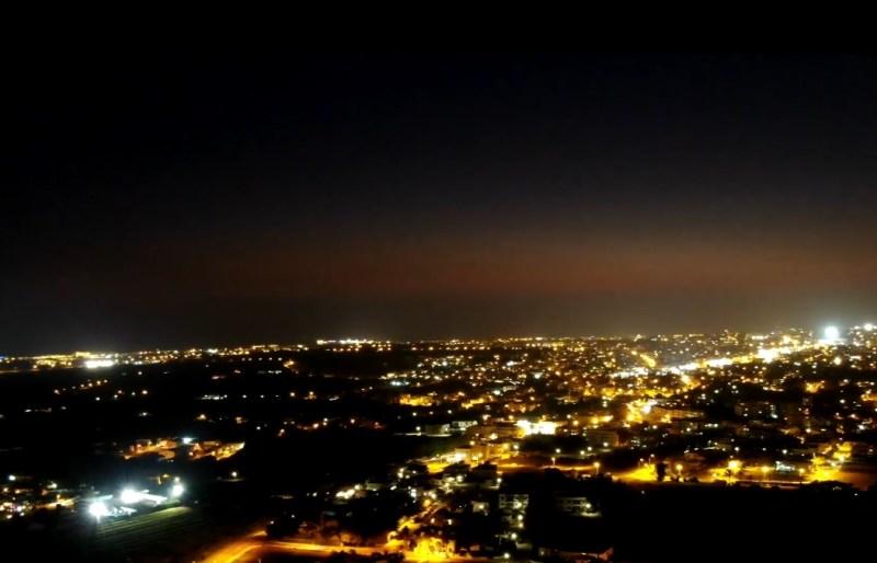 Pafos nocą - jest pięknie