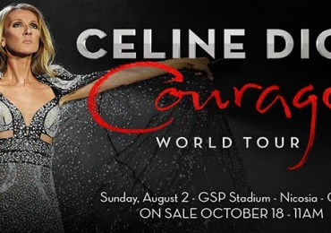 Oficjalnie: Celine Dion wystąpi na Cyprze