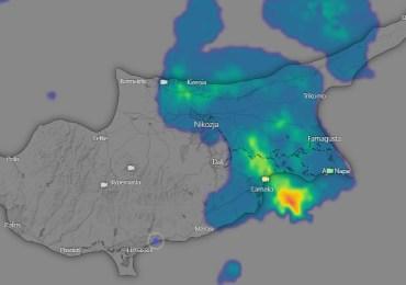 Alarm pogodowy - gwałtowne burze