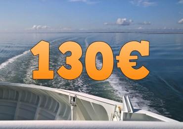 Promem do Grecji za 130€